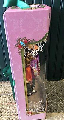 Alice in Wonderland Limited Edition Doll Alice Through the Looking Glass 17'