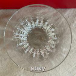 Baccarat Baccarat Etna Pair tumbler 2011 Japan limited crystal glass