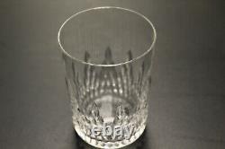 Baccarat Crystal VintageTiffany tumblers/bar glasses Nemours pattern, set of 16