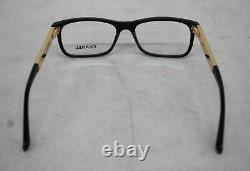 CHANEL Ladies Black & Gold Limited Edition Glasses Frames Size 52-16 135