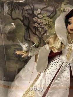 Disney Snow White Doll Limited Edition Saks Fifth Avenue