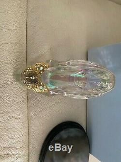 Disney Store Swarovski Cinderella Slipper Limited Edition