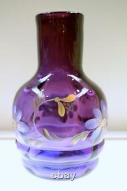 FENTON (Bill) TUMBLE UP Royal Purple COLONIAL SCROLL #747 3200N4 FREEusaSHIP