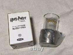 Harry Potter Japan LTD POLY JUICE TUMBLER GLASS NEW