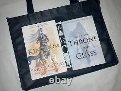 Kingdom of Ash Pack + Free Throne of Glass Sarah J. Maas Uncorrected Proof ARC