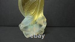 Lalique 2002 Ltd. Ed. Collectible Crystal Flacon Les Elfes Perfume Bottle