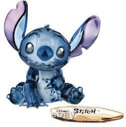 Limited Edition Swarovski Disney Stitch (Lilo And), RARE, 2012, No Box