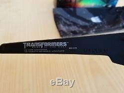 Oakley Gascan, Transformers Dark Of The Moon Limited Edition 3D Glasses, NIB