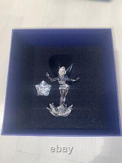 Preowned Swarovski Tinkerbell With Plaque. Limited Edition 2008. Good Condition