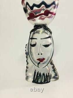 Rare Murano Glass Water Carrierr Ermanno Nason Renato Gottuso