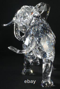 Rare Swarovski Signed Numbered Limited Edition 2006 Elephant 854407 Nib