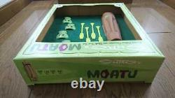 Shag Moatu Tiki Decanter Shot glass Muddler Limited Edition Mug