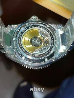 Steinhart Ocean 2 Premium 43mm Swiss Eta2892-a2 Sapphire Glass Bezel Lnib