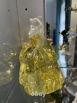 Swarovski crystal Disney Limited Edition Beauty And The Beast Belle