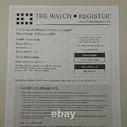 Tag Heuer Sixty Nine Analog/Digital Sports Watch CW9110-0 New dial, glass, hand