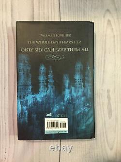 Throne of Glass Sarah J. Maas Original Cover 1st Edition Hardcover Book
