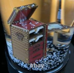 VIP Limited Edition Glass Snow Globe Louis Vuitton Snow inside