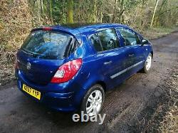Vauxhall Corsa 1.2 Limited Edition Paneramic Glass/electric Sun Roof