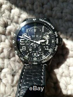 Victorinox Mach 6 Power Guage Limited Edition New Dial & Sapphire Glass Mint