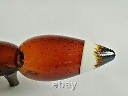 Vulpes Red Fox Klaus Haapaniemi Art Glass Design Iittala Finland