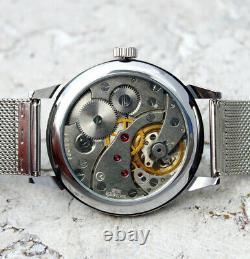 Watch Molniya Vintage Soviet Russian USSR Molnija Rare 3602 Glass cover