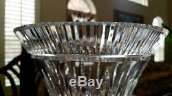 Waterford Crystal LISMORE 14 CATHEDRAL VASE NIB NUMBERED LIMITED EDITION