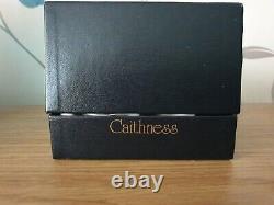Caithness En Édition Limitée Presse-papiers En Verre Conçu Par William Manson En Boîte