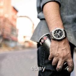Casio G-shock Gst-s110d-1a Acier 20atm 59,1x52,4mm Verre Minéral 195g Sge Solaire