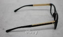 Chanel Ladies Black & Gold Limited Edition Glasses Frames Taille 52-16 135