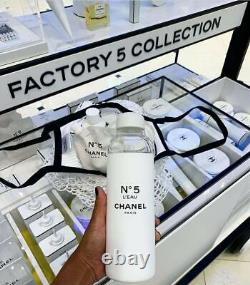Chanel No 5 Factory 2021 Flacon De Bouteille D'eau Été Edition Limitée