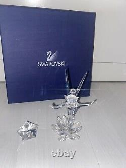Clochette Swarovski Prénée Avec Plaque. Édition Limitée 2008. Bon État