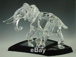 Cristal Swarovski Limited Edition 2006 854407 Swarovski Elefante Nuovo Éléphant