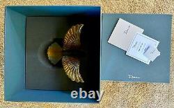 Daum Limited Edition Sea Eagle Pate De Verre 11 Wingspan Mint With Box