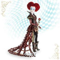 Disney Alice Through The Looking Glass Red Queen 17 Limited Edition Doll 4, Ooo