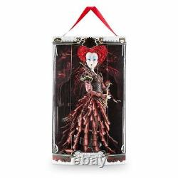 Disney Store Alice Through The Looking Glass Red Queen Limited Edition Doll Onrfb