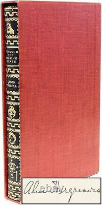 Dodgson (lewis Carroll) Through The Looking Glass Lec Signé En 1935