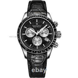 Dreyfuss & Co Gentleman's 1953 Chronographe Montres Homme Dgs00032/04 Sapphir Glass