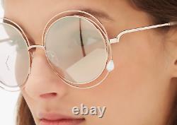 Édition Limitée Chloe Carlina Avec Lunettes De Soleil Pearl 58mm Msrp$495 Rarefind Pearl Fl
