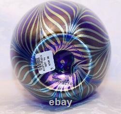 Fenton, Vase, Farvrene Glass, Dave Fetty, Collection Connoisseur 2002