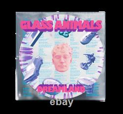 Glass Animals Dreamland Exclusive Special Edition Splatter Colored Vinyl Lp