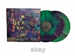 Glass Animals Zaba Exclusive Limited Edition (purple & Green Starburst Lps)