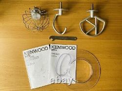Kenwood Kmix Kmx5 Stand Mixer Glass Bowl Union Jack Limited Edition
