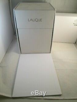 Lalique 2015 Plume Cristal Parfum Parfum 3,3 Oz Edition Limitée 1800,00 $