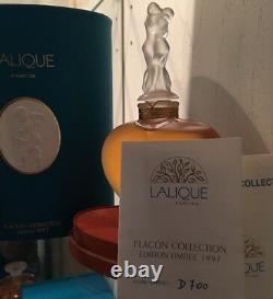 Lalique Parfum Annuel 1997 Ltd