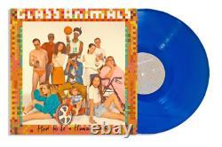 Les Animaux En Verre Comment Être Un Être Humain Vmp Club Edition Bleu Couleur Vinyl Lp