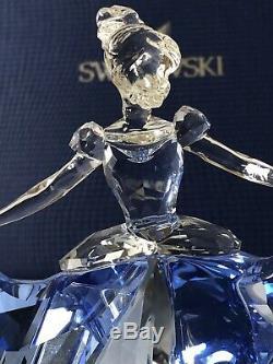 Limited Edition Swarovski Cendrillon Figurine