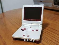 Nintendo Game Boy Advance Gba Sp Ags 101 Système Brighter Choisissez Shell Et Boutons