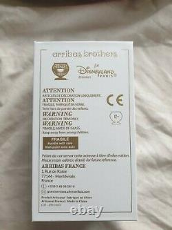 Nouvelle Arribas Édition Limitée 200 Disney Rapunzel Glass Clé #131 Exclusive