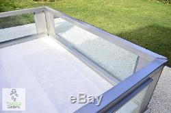 Piscine Fenêtre Cadre Inoxydable Et Verre Pour Piscines Blockwork Ag Ltd