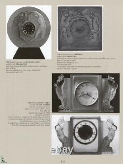 R. Lalique Catalogue Raisonne De L'artiste